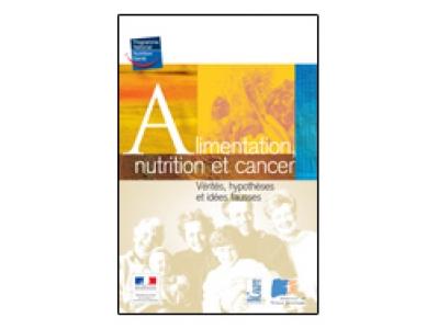 Synthèse PNNS Alimentation, nutrition et cancer