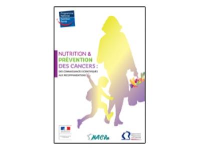 Synthèse PNNS Nutrition & prévention des cancers