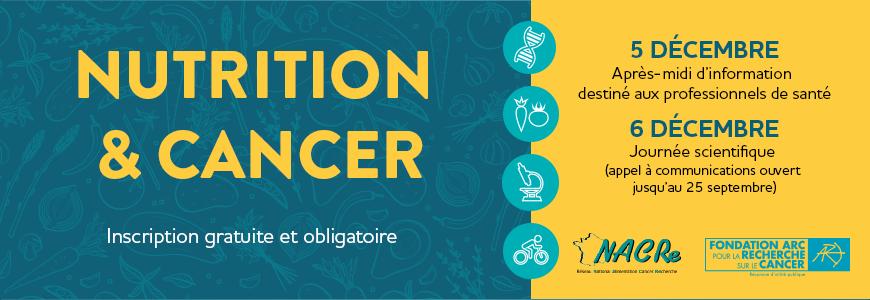 Bandeau_Colloque Nutrition Cancer décembre 2019