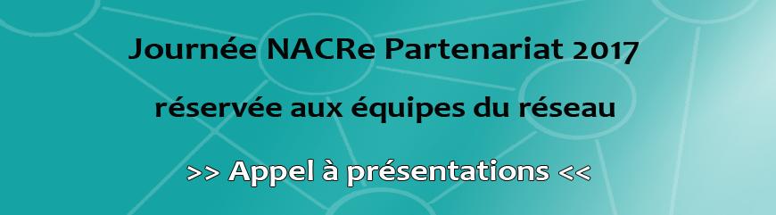 Journée NACRe Partenariat 2017