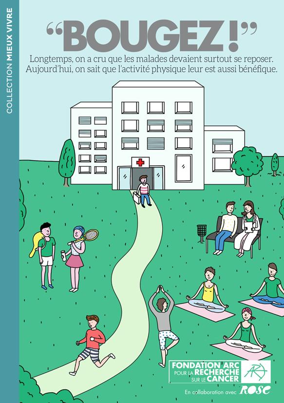 Livret ''Bougez !'' Fondation ARC 2018