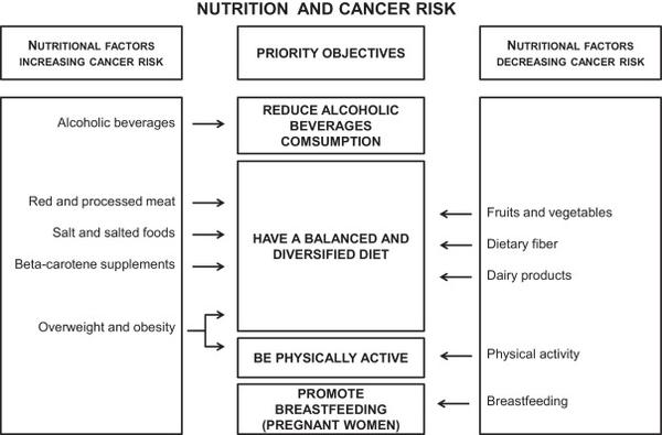 Nutrition and cancer risk