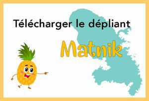 Télécharger le dépliant Martinique