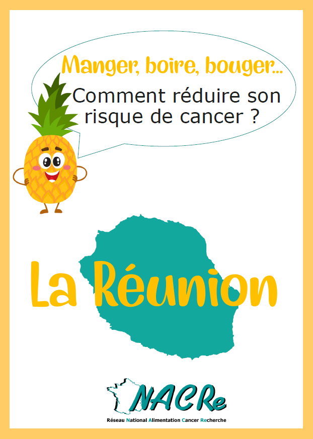 Depliant DROM La Réunion réseau NACRe 2018