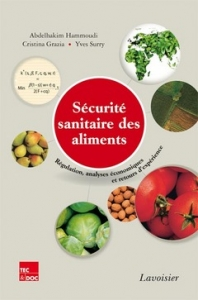 Ouvrage Lavoisier Sécurité Sanitaire des Aliments