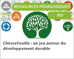 ChèvreFeuille : un jeu autour du développement durable