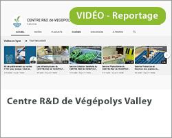 Centre R&D de Végépolys Valley