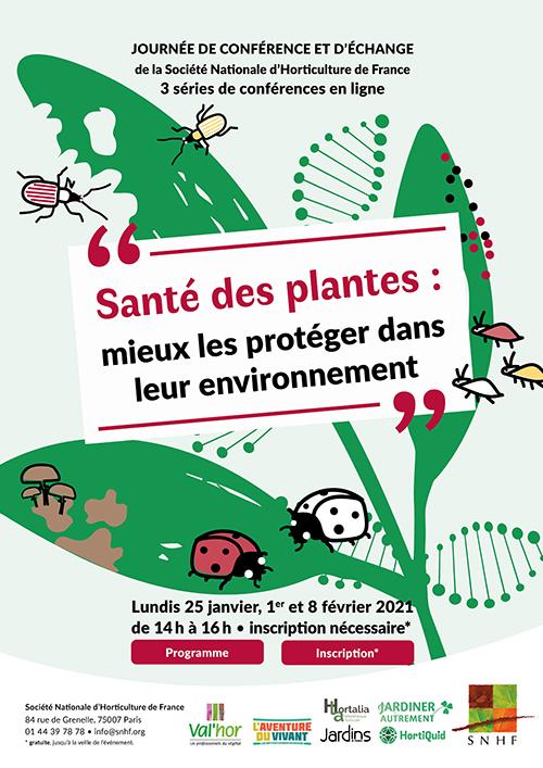 Santé des plantes : mieux les protéger dans leur environnement