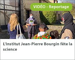 L'Institut Jean-Pierre Bourgin fête la science