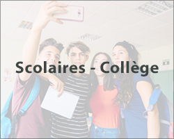 Scolaires - Collège