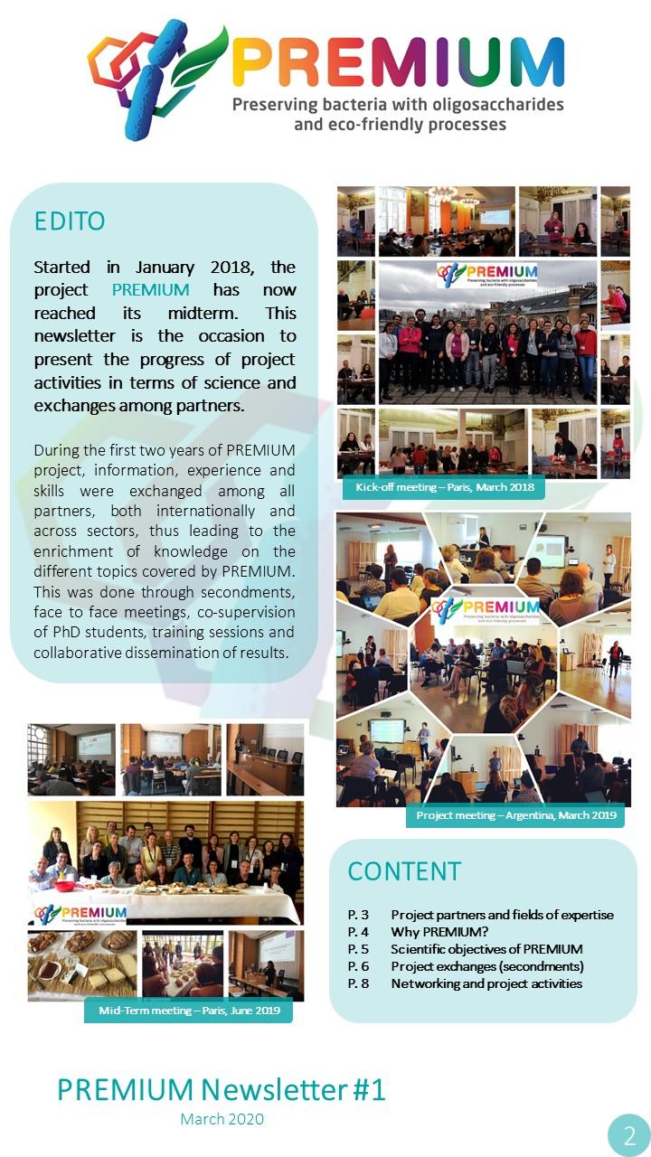 Page 2 - Edito / Content