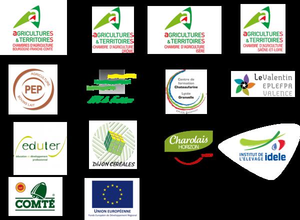 Site PSDR - Partenaires POEETE