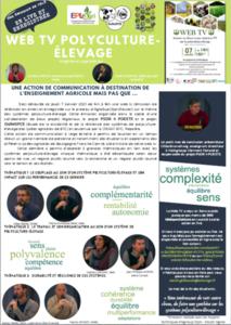 Poster WebTv
