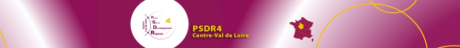 PSDR Centre-Val de Loire
