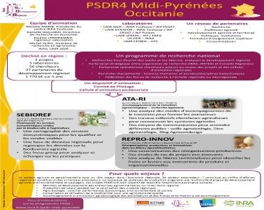 Plaquette PSDR4 MP