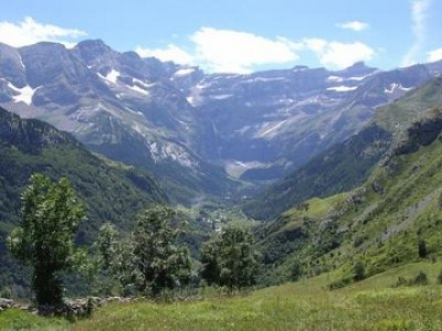Photographie des Pyrénées