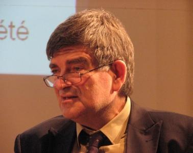 Conférence-débat de Michel Griffon