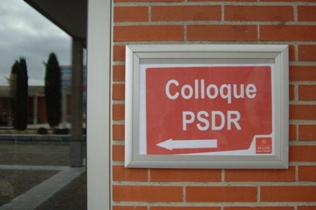Photo colloque PSDR