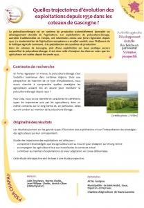FOCUS PSDR3 Trajectoires coteaux