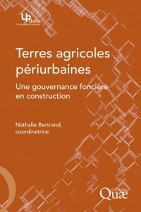 Couverture ouvrage Terres agricoles