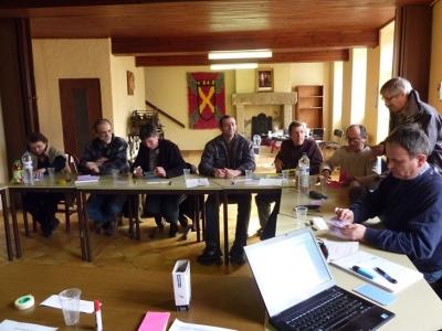 Photo de réunions