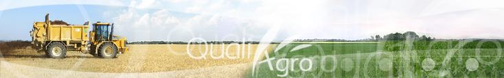 Bienvenu sur le site QualiAgro