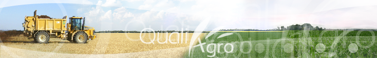 Welcome to QualiAgro web site