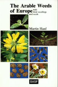 "Couverture du livre ""The arable weeds of Europe"""