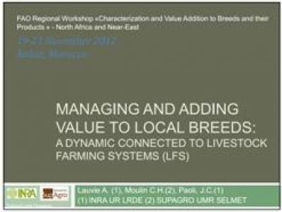 FAO Regional Workshop