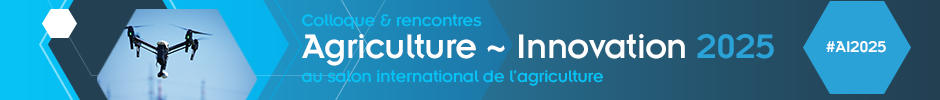 Agriculture et innovation 2025