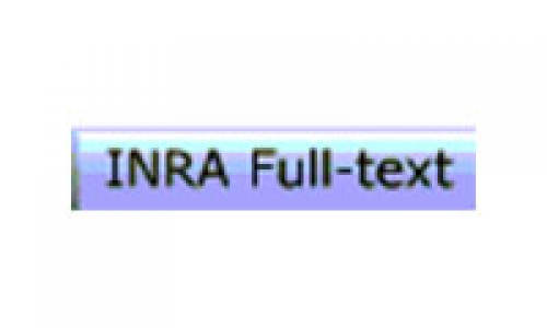 INRA Full-text