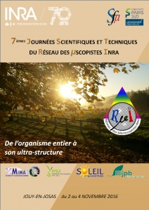 JST 2016 Jouy-en-Josas