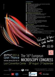 EMC 2016 Du 28 août au 2 septembre 2016 à Lyon