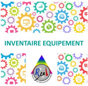 Inventaire équipement