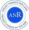 """Logo """"financé par l'ANR"""""""