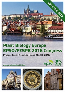 Plant Biology Europe EPSO / FESPB 2016 Congress