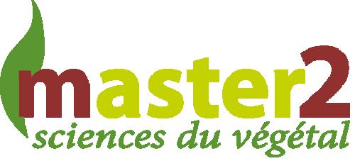 Master Sciences du Végétal