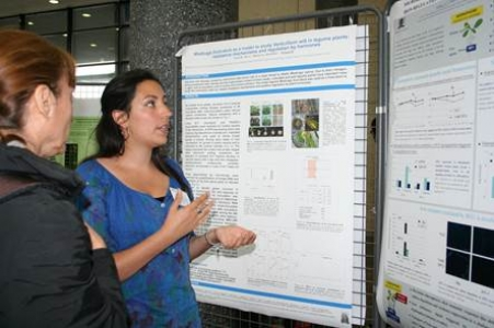 SPS Conference 2013: Plant signalling in a changing environment
