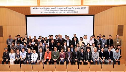 1er symposium du groupement de recherche international