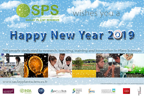 SPS wishes you a happy new year 2019 !