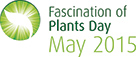 logo Fascination of Plants Day 2015