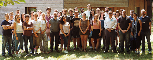 Group SPS Summer School 2018