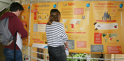 Exposition Inra Versailles