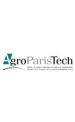 Logo AgroParisTech Tour blanc