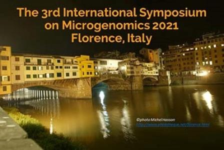 3e Congrès international MICROGENOMICS