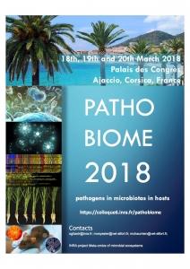 PATHOBIOME 2018 - T. Pollet