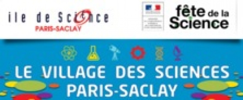 @IledeScience - Village des sciences Paris-Saclay Edition 2019
