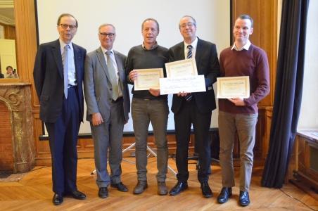 Prix de biologie Alfred Kastler 2017
