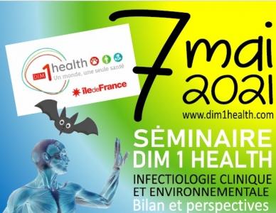 Séminaire DIM1HEALTH, bilan et perspectives