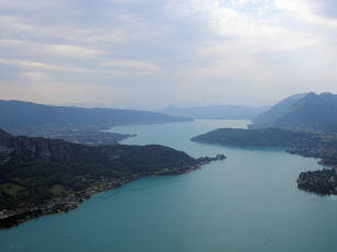 Lac d'Annecy, copyright INRA, A.Villeneuve